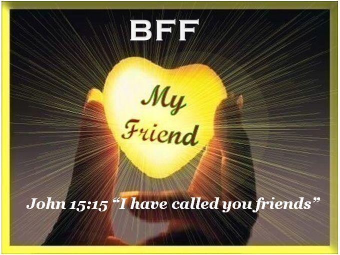 We all need a friend! He is a #bff https://t.co/ngJuFLocOY  #Jesus #JesusCalling #follow #save #friends https://t.co/oP1MCLs3Tt