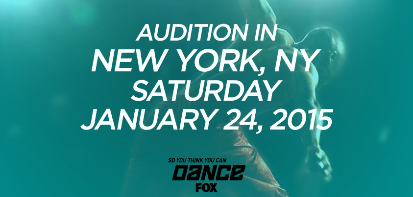 WOO-HOO! xoP RT @danceonfox: #SYTYCD auditions kickoff TOMORROW in NYC! Detailed audition info http://t.co/yACmhsH4aA http://t.co/3sl5aZVito