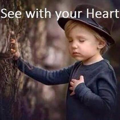 When we have the courage to see with our heart, we have the strength to live, lead and succeed to purpose http://t.co/CkTV2pfSFD