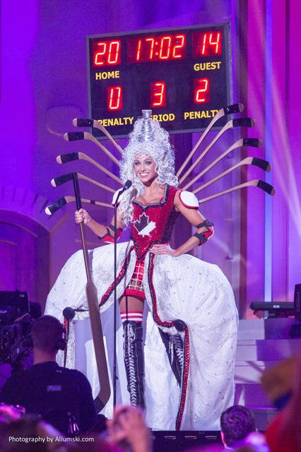 "man what in the maple syrup n bacon are you wearing?  #MissUniverseCanada http://t.co/vuJs35V2qU"" #missuniverse @MUniCanada"