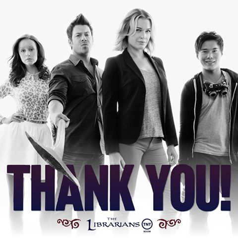 Want Season Two of @LibrariansTNT ? Here's your chance to tell @tntdrama: http://t.co/kl4XCk51A3 RT  #TheLibrarians http://t.co/FHzj88EM8z