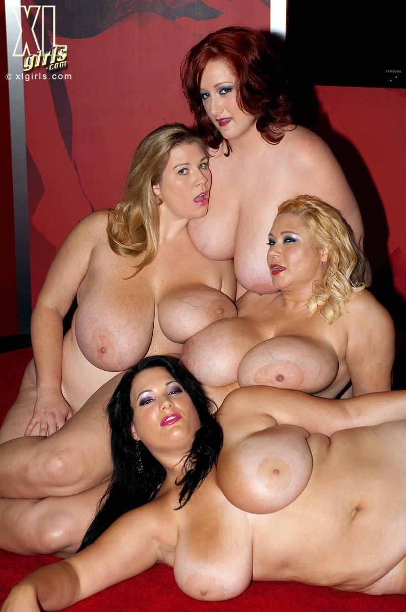Muscular black girls nude