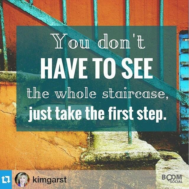 #Repost @kimgarst ・・・ Have you taken that first step or are you planning on it? Then DOU... http://t.co/Q3DGcMKNCY http://t.co/yReLTlGztx