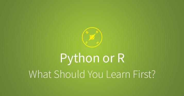 Python or R?