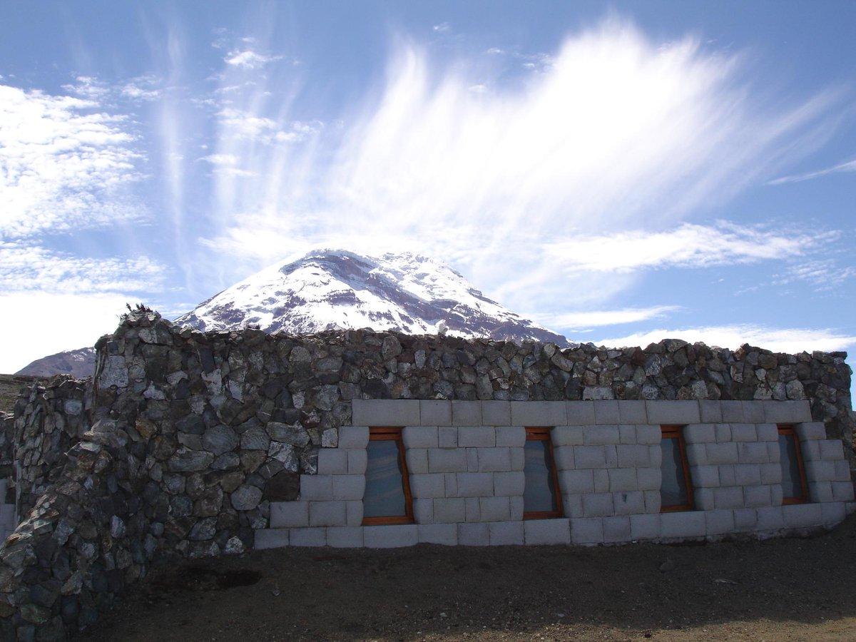 Chimborazo in Ecuador