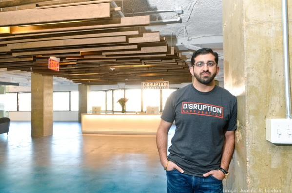 This week's cover story: @paulsingh wants to change the way we invest in startups http://t.co/dcXFcburnK http://t.co/tGEYNitaRH