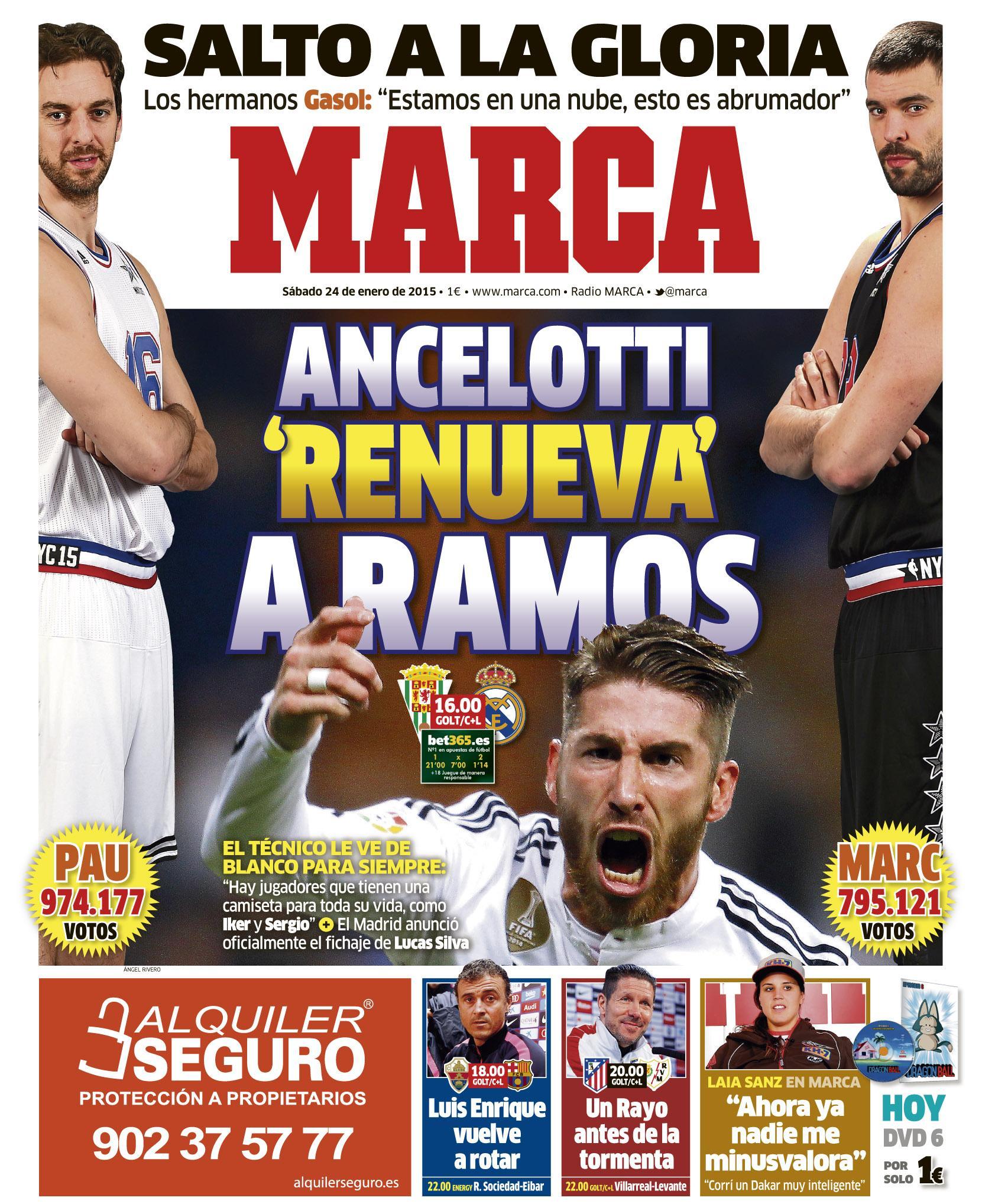 Seleccion Colombia - Magazine cover