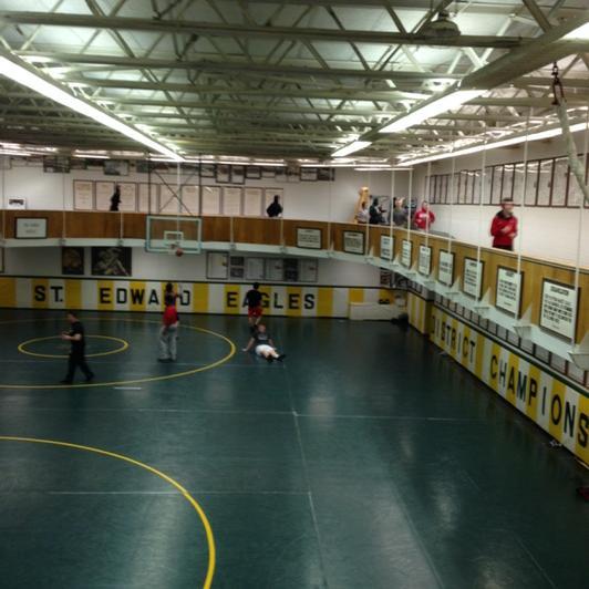 High School Wrestling Room Ideas