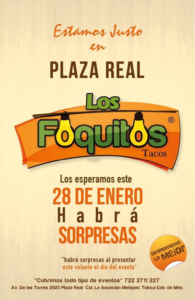 8deac4bd0443 Tacos los foquitos on Twitter