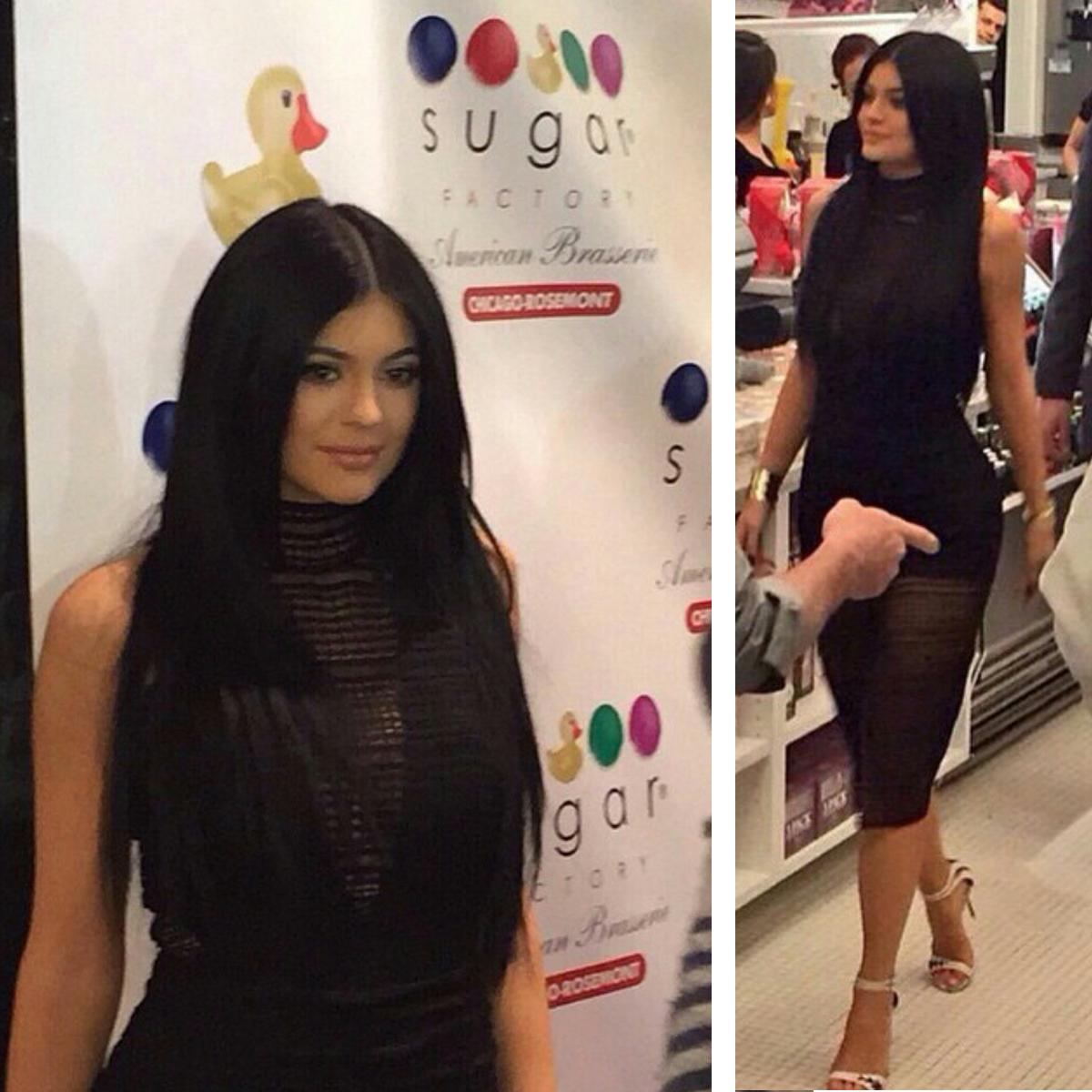 Here's some more shots of Kylie @sugarfactory #Chicago #Rosemont http://t.co/gGER11GQiG