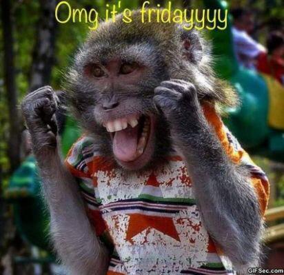 LOL! Guess somebody's ready for a great weekend? ;) *hugs* xoP RT @WarVeteranUSMC: @PaulaAbdul Meeeeeee http://t.co/KUqefTrl91