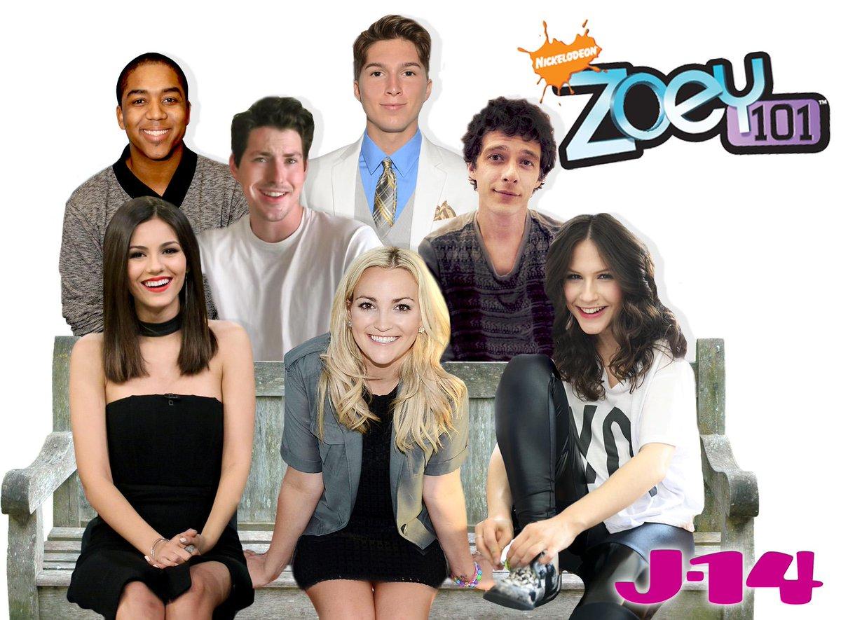 Zoey Reunion J 14 Magazine Scoopnest