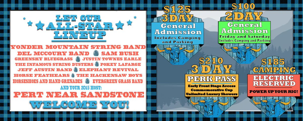 Blue Ox Bluegrass Festival Eau Claire Wisconsin 2015