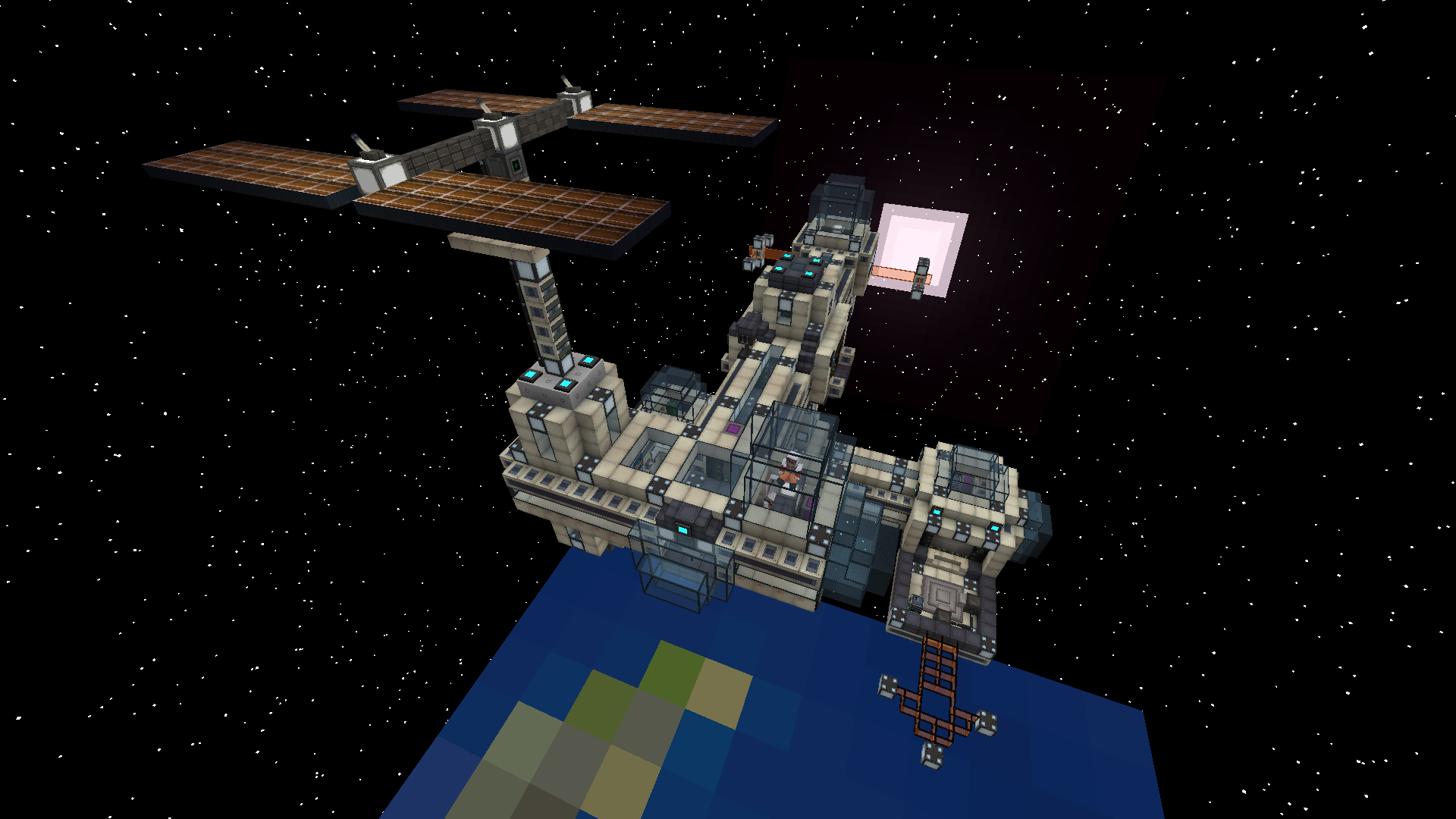 galacticraft space station - photo #7