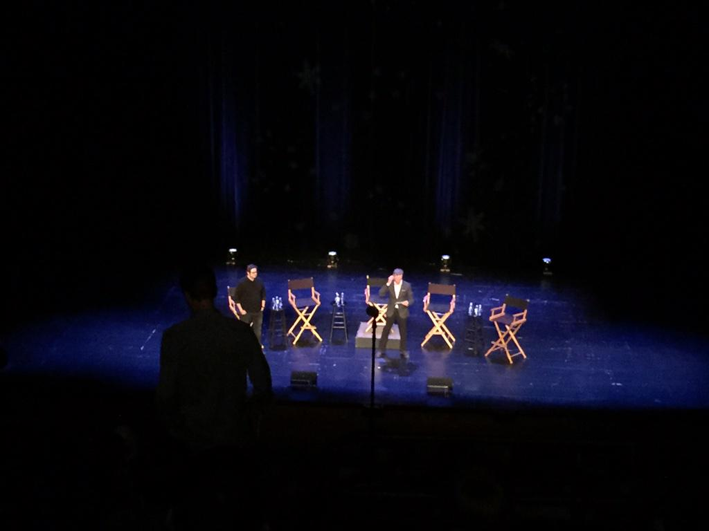 There he is! #StarTalkLive http://t.co/nNR4E8nVFE
