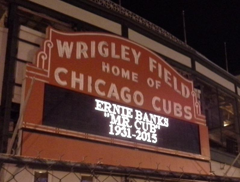 Rest in peace, Mr. Cub http://t.co/OHajyB52NA http://t.co/LSGcL39NUP