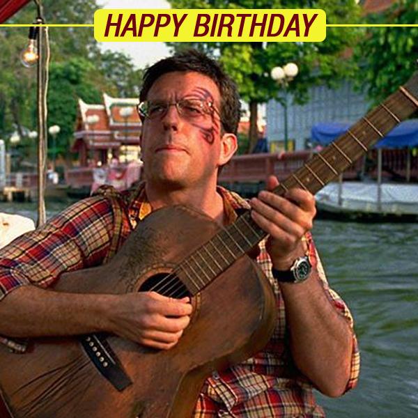 Ed Helms's Birthday Celebration