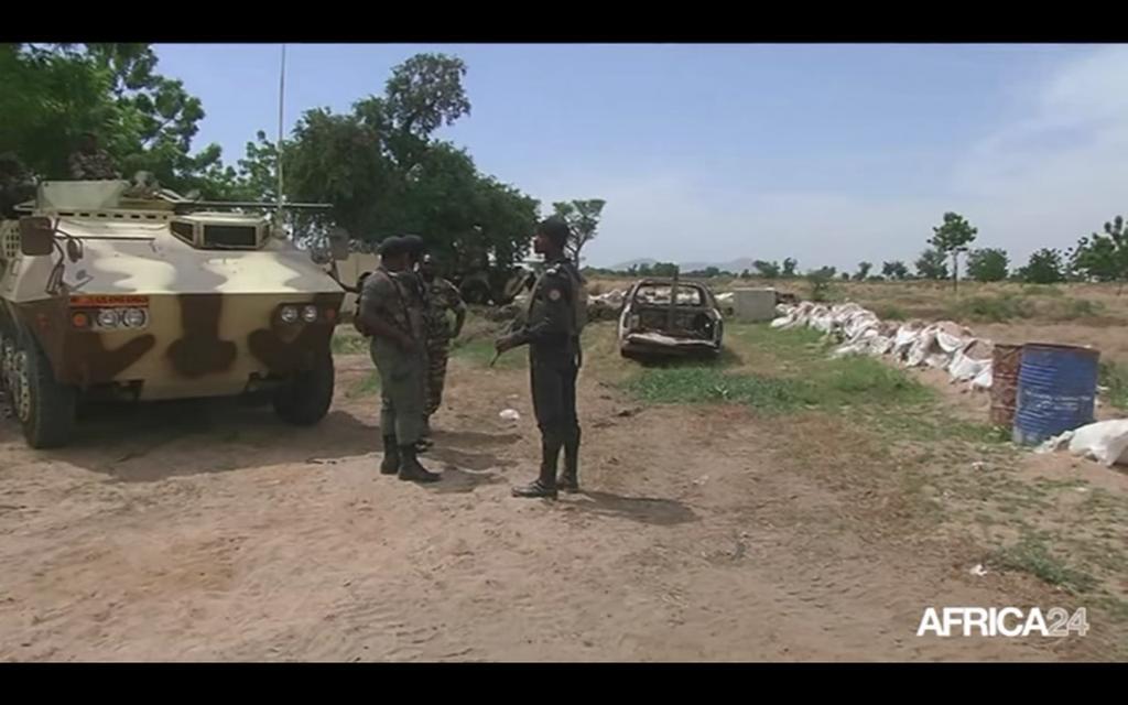 Forces Armées Camerounaises - Page 3 B8GazPIIcAEGJLh