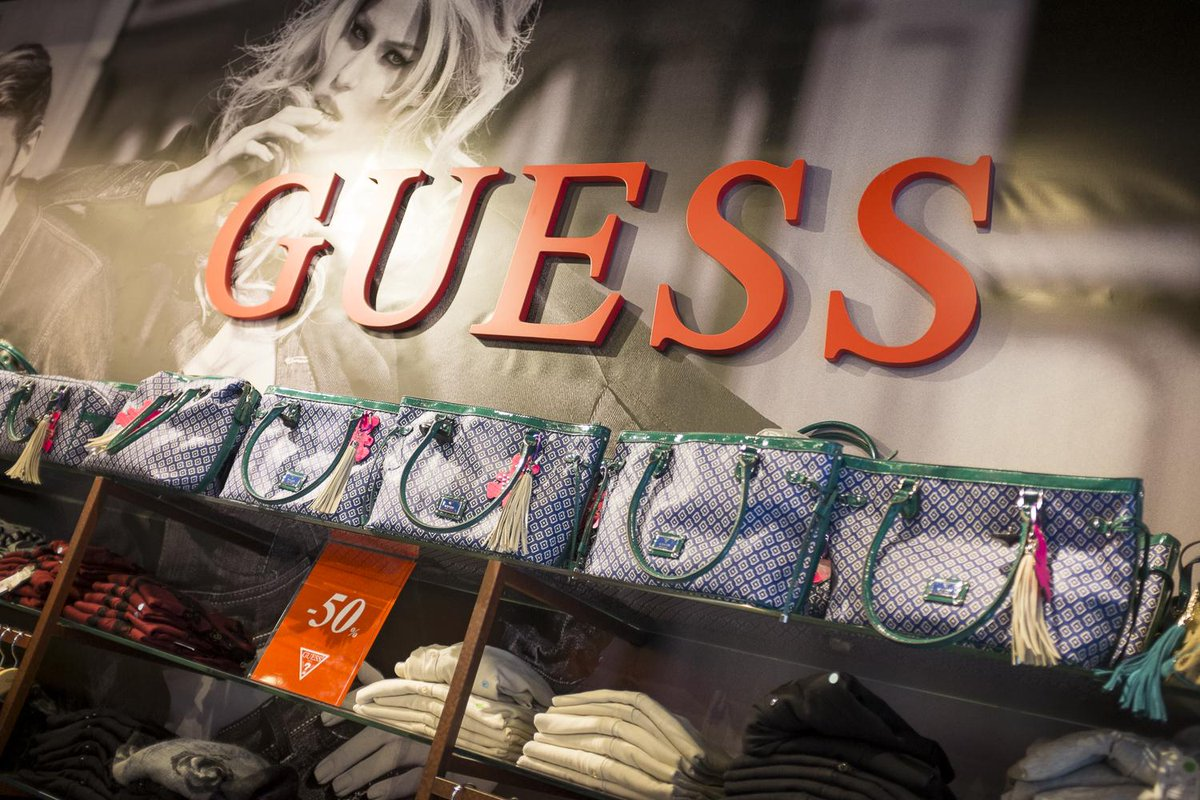Guess outlet maasmechelen