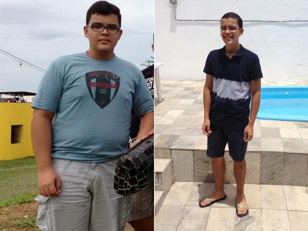 Aos 17 anos, jovem elimina 40 kg e dá dica contra ansiedade: 'contar até 10' http://t.co/jZbLqeN98s #G1 http://t.co/3kJggaNg3Q