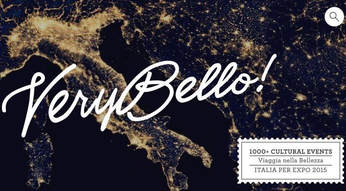 Expo 2015 con VeryBello.it, ironia su Twitter