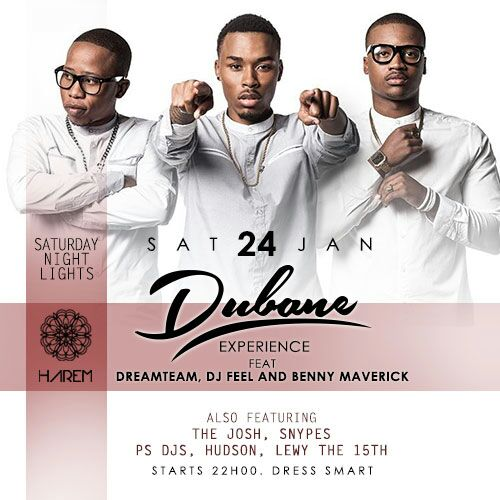 #SNLatHarem brings you the Dubane Experience with @DreamTeamDBN live on stage tonight #AnadaLAXmediaProduction http://t.co/XalqKMkai7