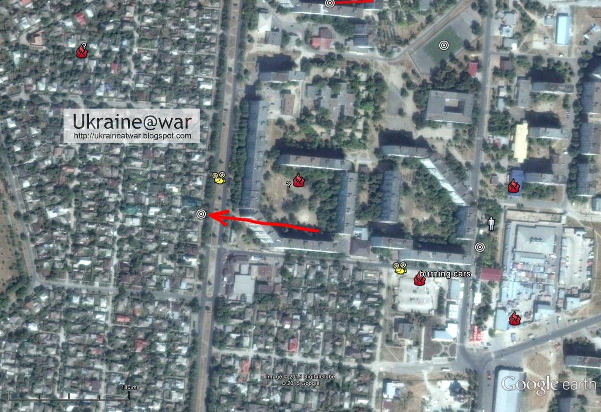 """Террористы стреляли по """"Восточному"""" со стороны посадки, - жительница Мариуполя - Цензор.НЕТ 5502"""
