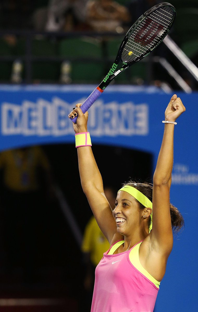 American teen #Keys sends No.4 seed #Kvitova packing in straight sets. Match report: http://t.co/k5IhLGd7Gp http://t.co/n9ih4HoRFD