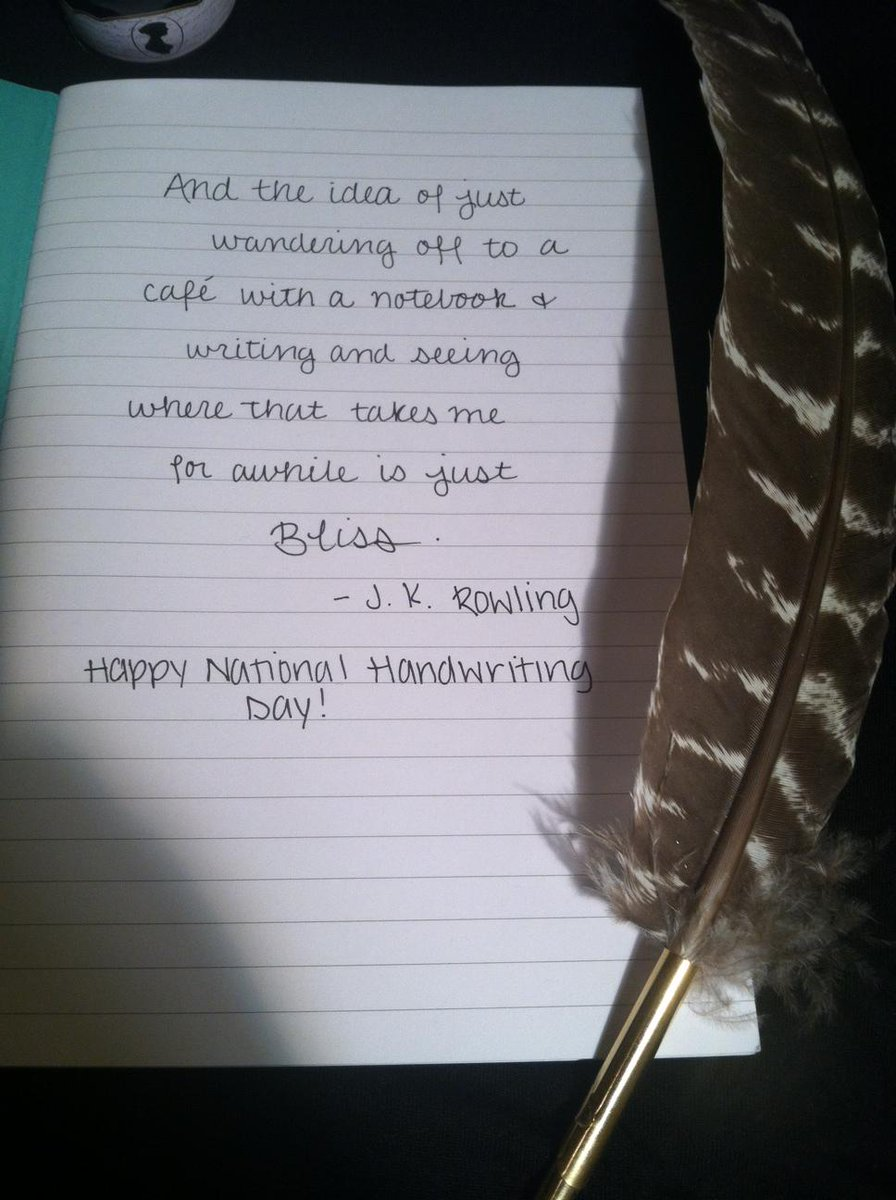 One last #HandwritingDay post from editorial assistant Heather Thompson #MHday http://t.co/THn3ZN14ju