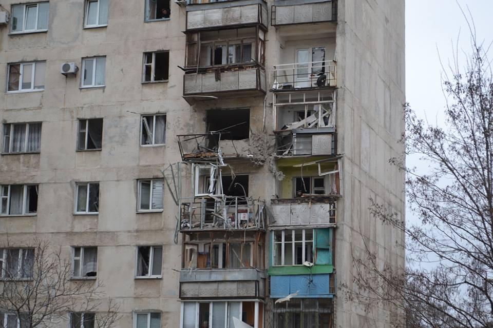 Хроника российской атаки на Мариуполь - Цензор.НЕТ 2922