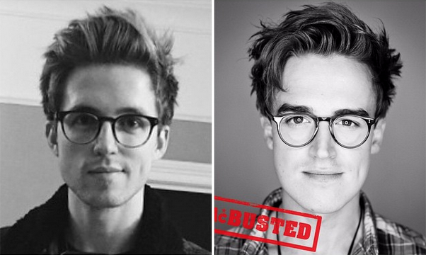 "Marcus Butler on Twitter: ""he is me, i am him @tommcfly... this is ..."