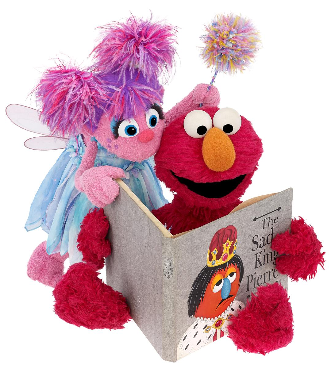 It's National Readathon Day! Everyone on Sesame Street is taking #timetoread! What book will you read today? http://t.co/zME6SqL1VM