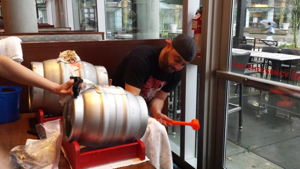 Doors open at 11 for Central City #caskfest! New this year @YellowDogBeer @mainstreetbeer @MoodyAles @DogwoodBrew http://t.co/yTPtloKCRc