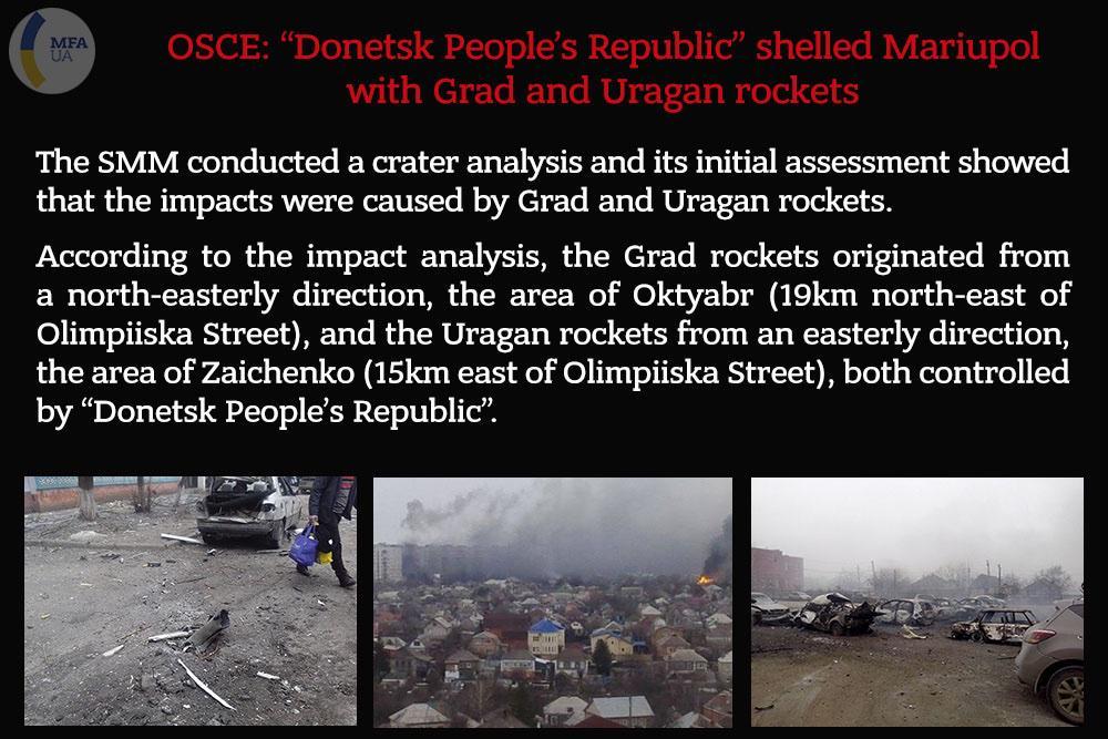 .@OSCE: Spot report by the OSCE SMM, 24 January 2015 http://t.co/IzOMWRSYmz http://t.co/sM4SzVuYxM