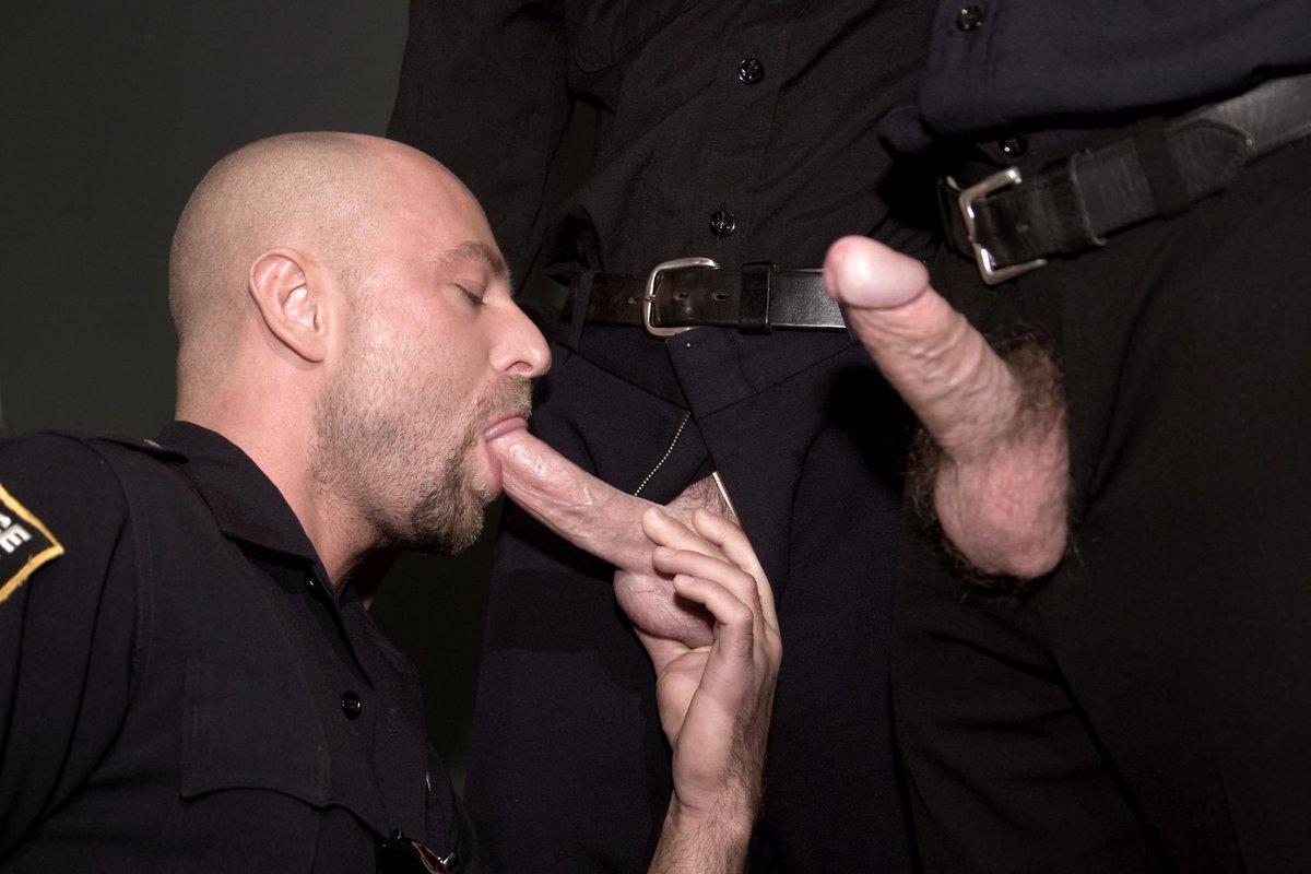 The Dark Story Behind The Cop Grabs His Boner Guy