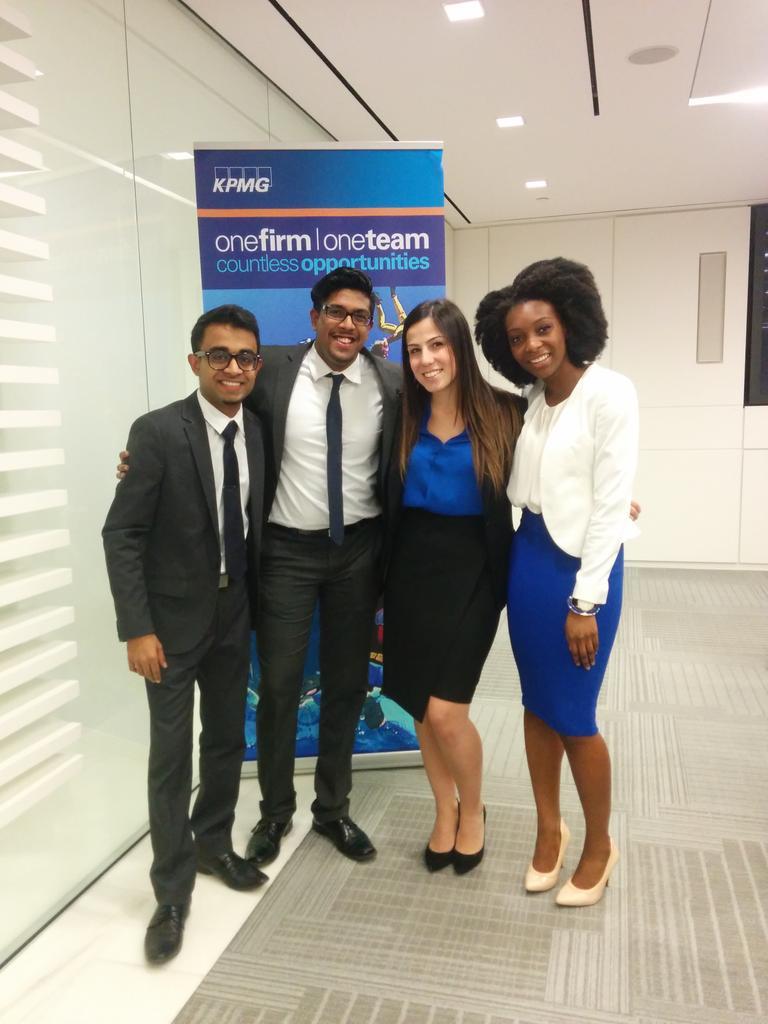 """@markaldas: The Toronto #KPMGatc winners from the #Schulich school of business! [ ] http://t.co/MjbHydtL33"""