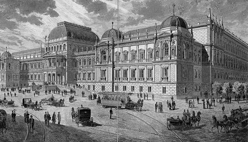 TIL: Bis 1783 war für straffällige Mitglieder der @univienna ein eigenes Universitätsgericht zuständig. #WienFakt http://t.co/8euLkwB7iv