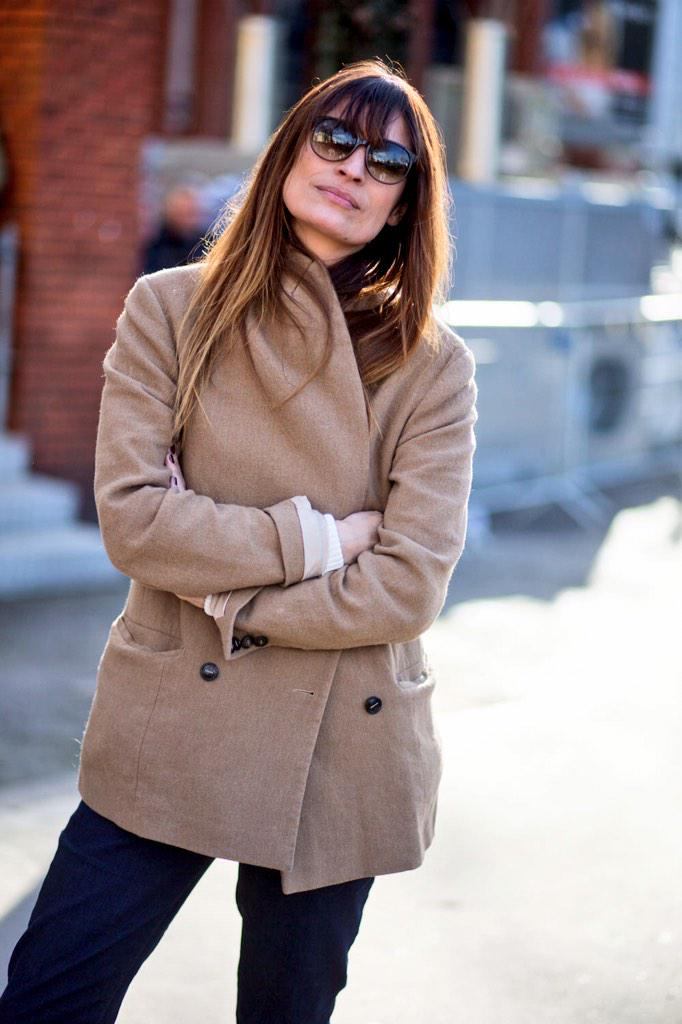 RT @MATCHESFASHION: Spied! @MATCHES_MAN spotted @Carodemaigret at #PFW 😘. More on the menswear hub: http://t.co/NlrCefGg8E. http://t.co/CEk…