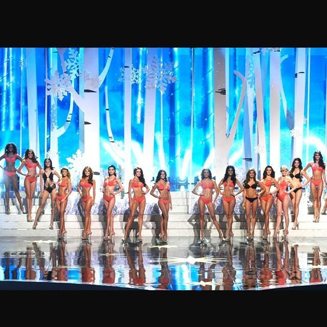 Ultime Notizie. Miss Universo 2014 in diretta la serata finale, verra' annunciata la nuova reginetta del concorso di bellezza