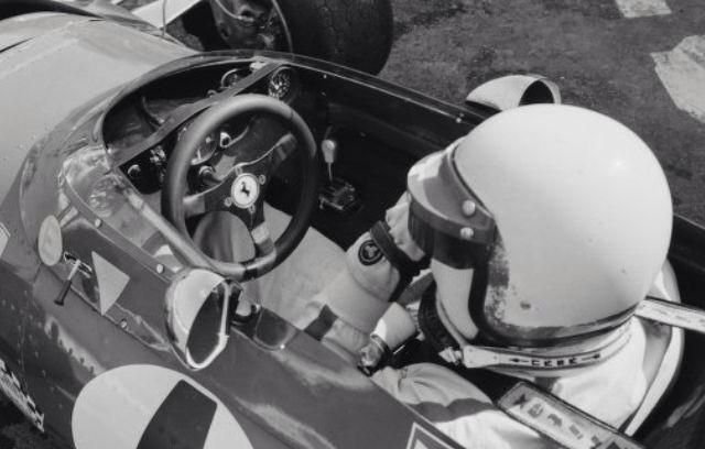 Clay Regazzoni and Jacky Ickx, Ferrari 312B : USGP at Watkins Glen 1970 (via RevsDigitalLibrary) http://t.co/C6uJ2QEuBG