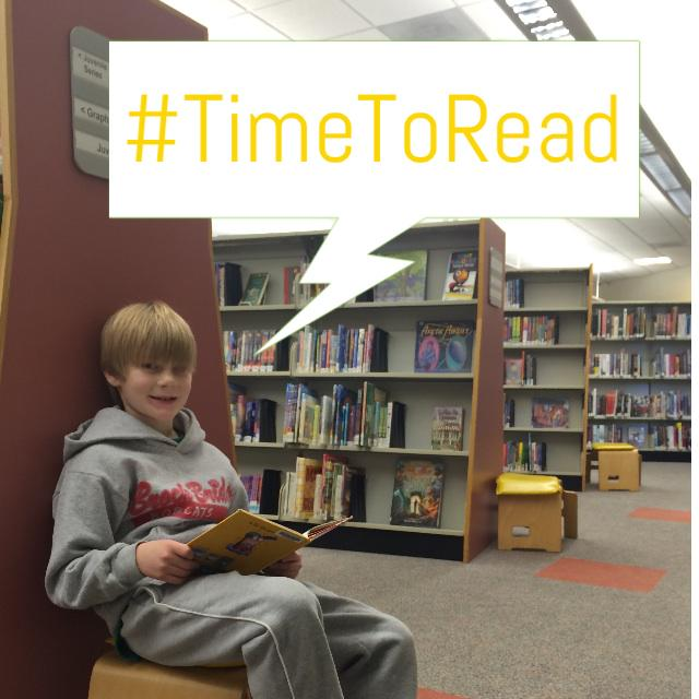 National Readathon Day at #aacpl for the next 39 Clues hold & stop to read a fave #timetoread http://t.co/GfFtFx6VhU http://t.co/VlYCvFMMQ6