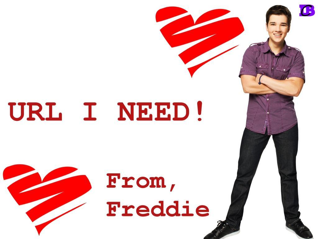 freddie ben on bigboyfreddie – Icarly Valentine Cards