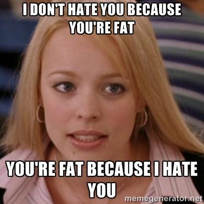 Mean Girls Fat