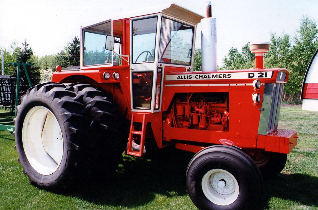 "Farm Equipment For Sale In Alberta >> Greg Peterson on Twitter: ""Allis Chalmers D21 tractor for sale in Alberta, Canada...story on our ..."