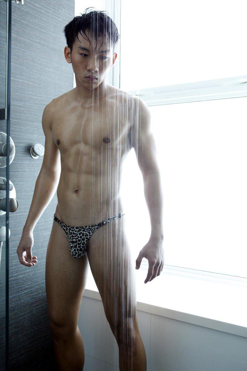 Asian boys swimwear are not