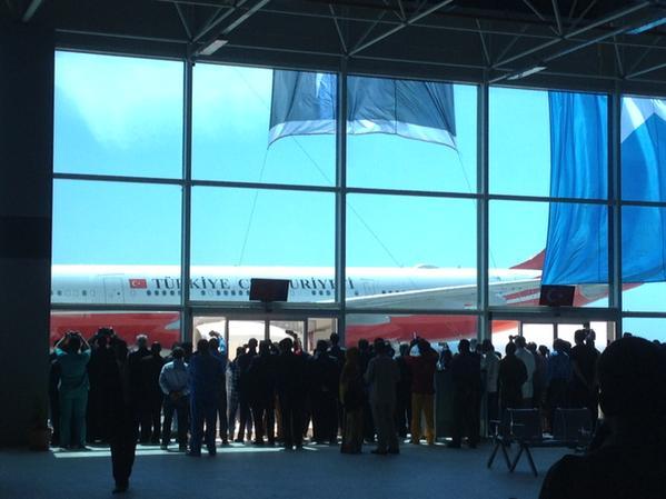 Mogadishu Airport 2015