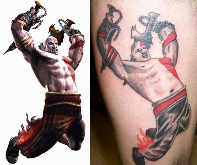 Ms Ausretrogamer On Twitter Terrible God Of War Kratos
