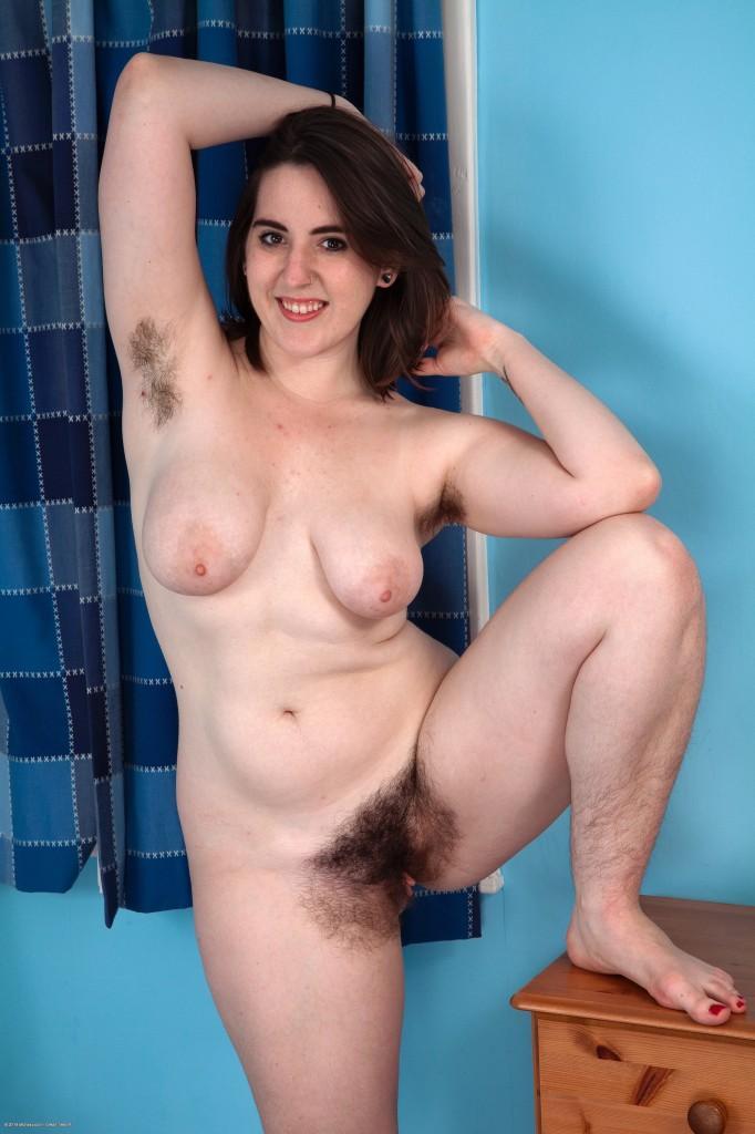 Hairy Nude Black Women