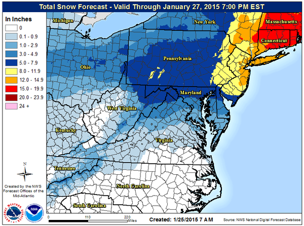 Lehigh Valley Weather: Major Nor'easter to bring significant snowfall  http://t.co/zJqiCfRnLx http://t.co/h96lxcTKiR