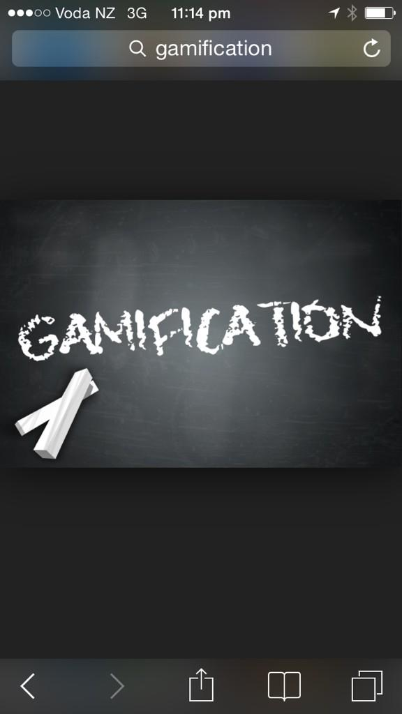 Does Gamification Work? —A Literature Review of Empirical Studies on Gamification - http://t.co/ocrkftI28k  #aussieED http://t.co/LXcWuQnlUU